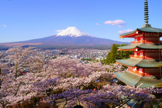 EL CLIMA EN JAPÓN: LAS 4 ESTACIONES Y SUS TEMPERATURAS