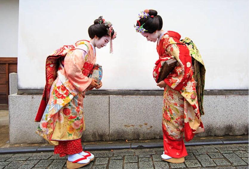 geishas modals maiko