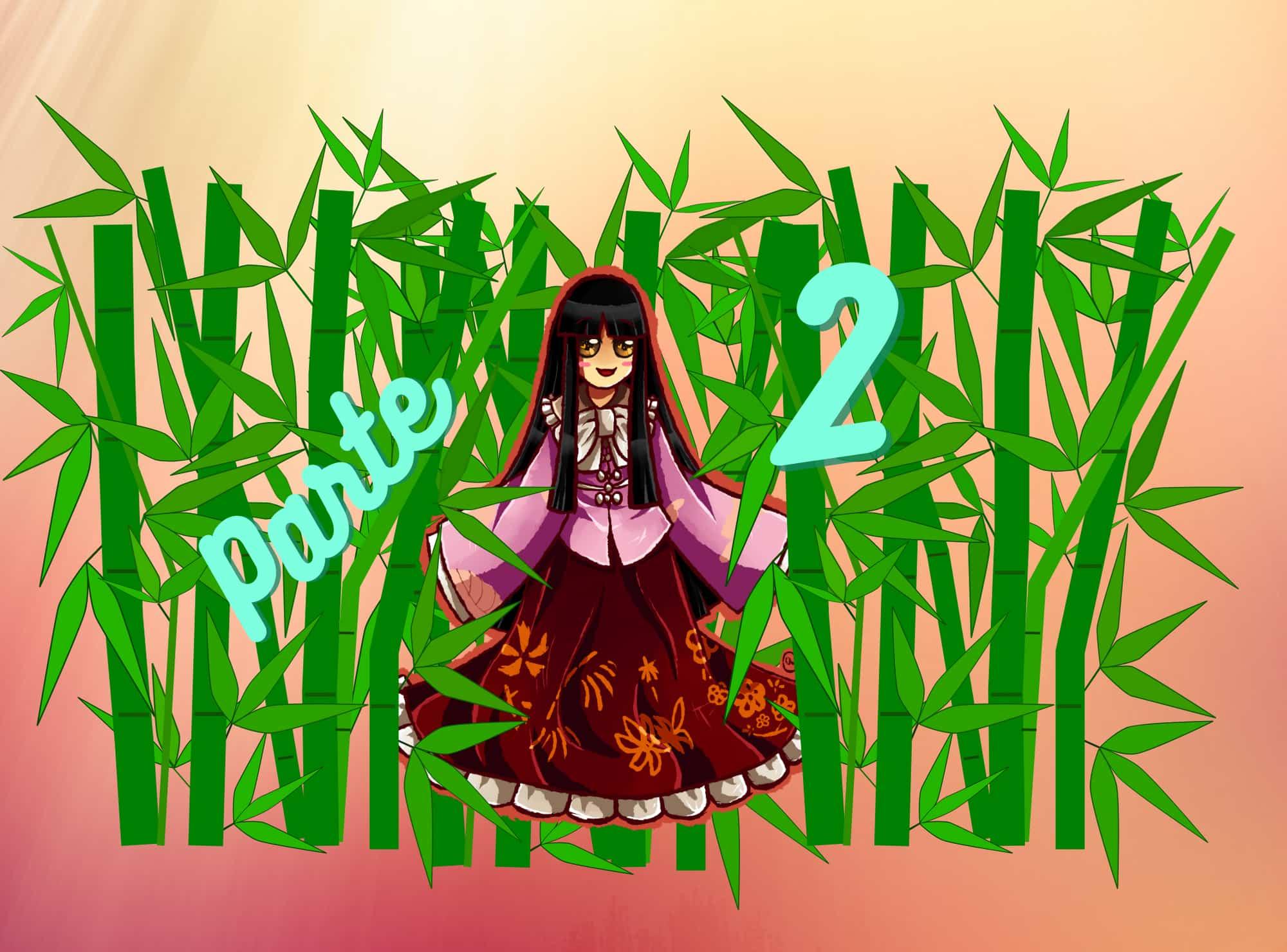 princesa kaguya parte 2