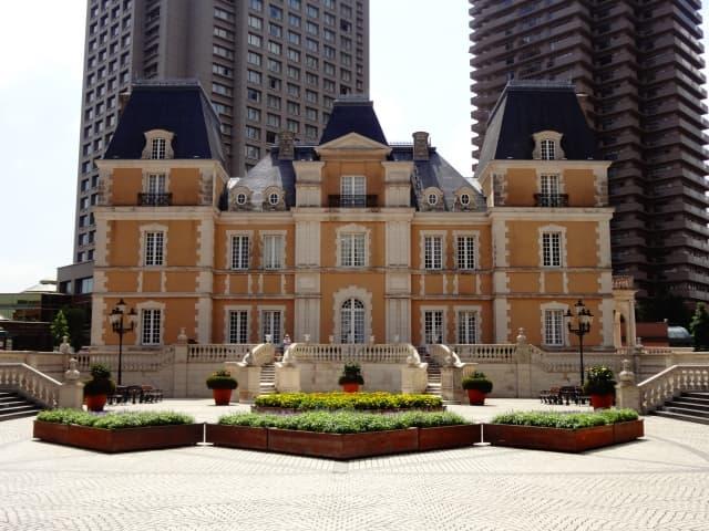 Restaurante Chateau Joel Robuchon