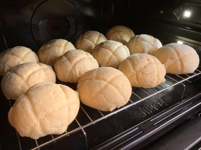 pan de MELON  JAPones