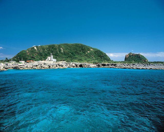 Isla de Kodakarajima 小 宝島 (islas Tokara)