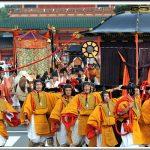 JIDAI MATSURI 時代祭 |MATSURI KYOTO | MATSURIS DE OTOÑO EN KIOTO
