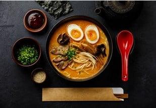 EL RAMEN Y SUS 4 TIPOS: GASTRONOMÍA JAPONESA