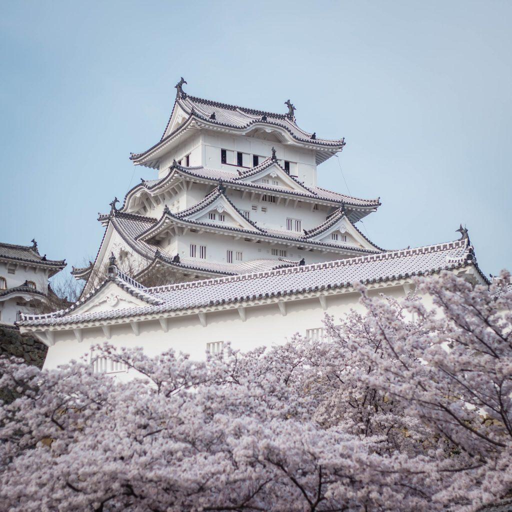 castillo himeji japana